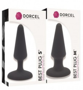 Marc Dorcel Kit Starter Best Plug SM -1