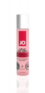 System JO ORAL DELIGHT - STRAWBERRY SENSATION-1